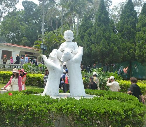 Fujian-Gulang Yu- Centre de l'ile-Infirmiere (4)
