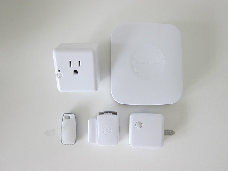 Samsung SmartThings - Things