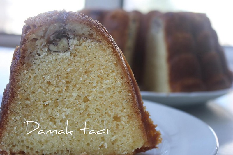 elmalı muzlu kek
