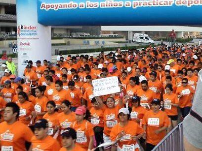 Carrera Kinder 2012