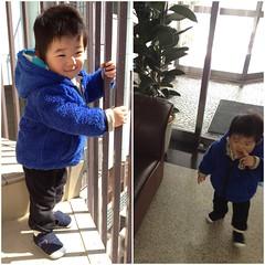 建物内散歩(2012/3/25)