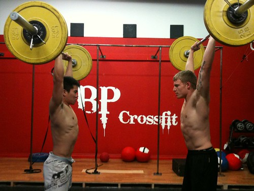 CrossFit Open WOD5