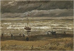 View-of-the-Sea-at-Scheveningen-VanGogh