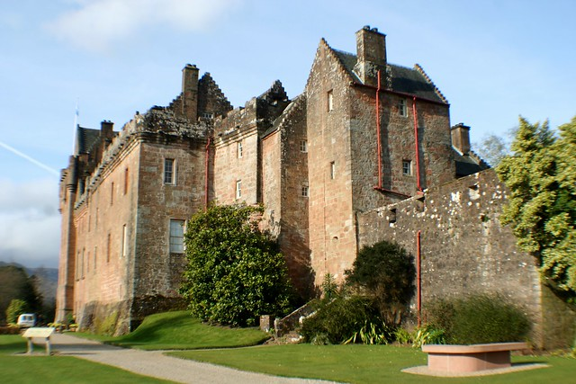 Brodick Castle, Isle of Arran, Scotland