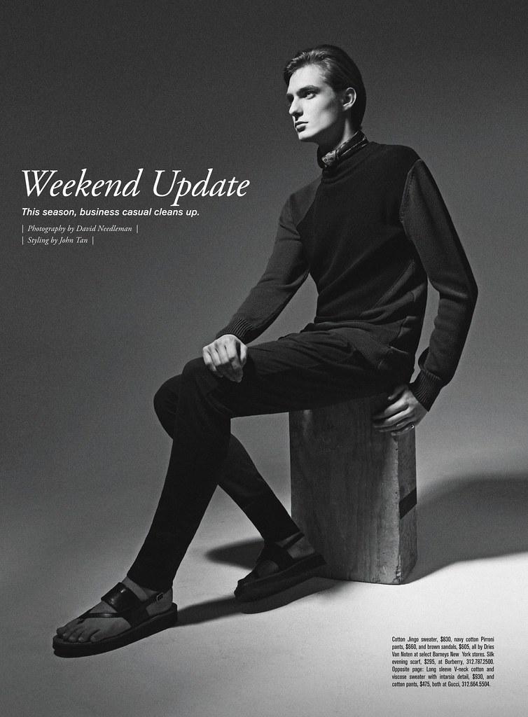 Duco Ferwerda0025_Ph David Needleman(Homme Model)