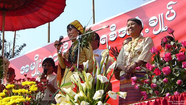 Daw Suu - Heho speech 1mars12