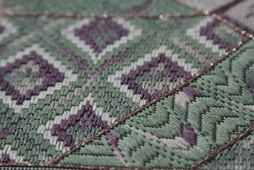 Bargello work