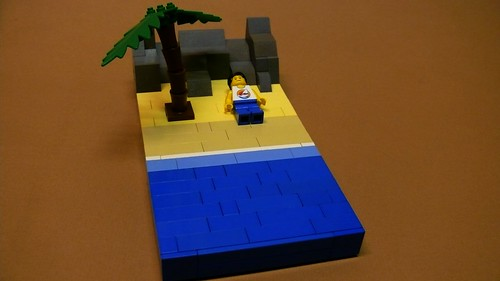 LEGO Four Seasons-Summer