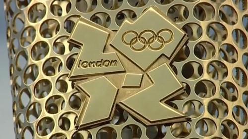 Antorcha olímpica Londres 2012