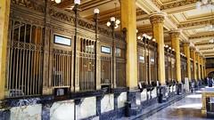 The Palacio de Correos de Mexico