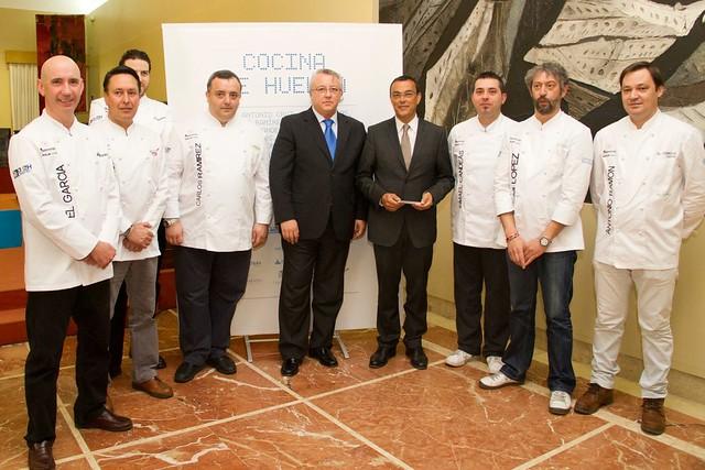 Cocina de Huelva