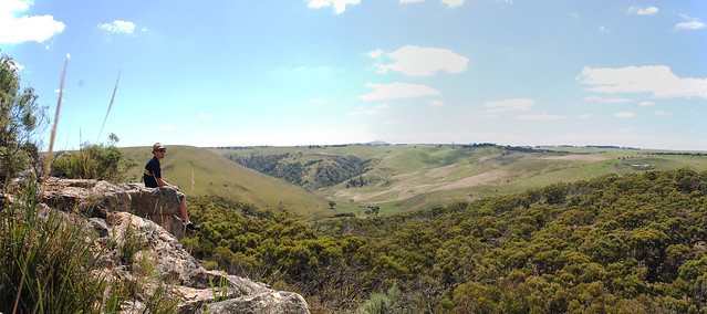 Eastern Viewpoint - Werribee Gorge State Park - Victoria