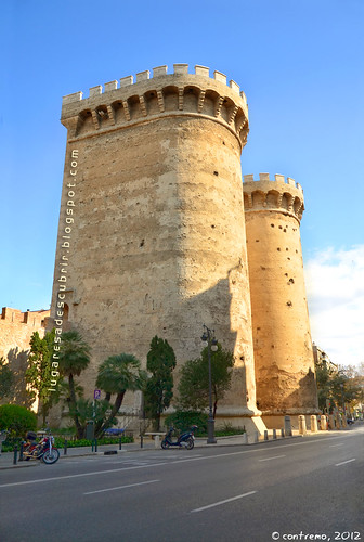 Las Puertas de Quart (Valencia, España)