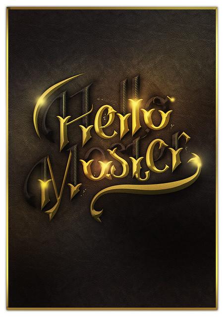 Hello  Master by aniadz
