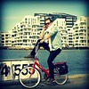 Cycle Chic Photo Shoot with Jopo Bicycles from Finland