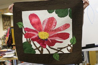 Paint Chip Challenge Quilt by Kathy