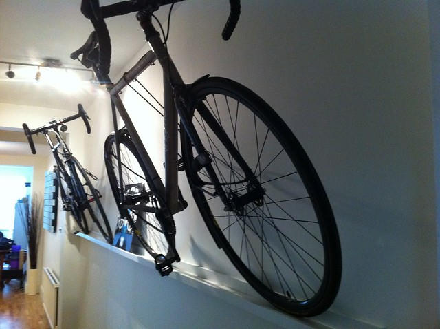 Wall Mount For Two Bikes Weight Weenies