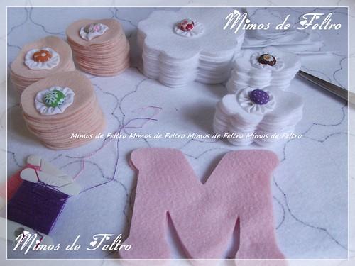 :) E lá vamos nós....(de novo!!!) by ♥ Mimos de Feltro by Angela Mary® ♥