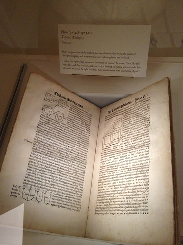Plato, Timacus, 1520