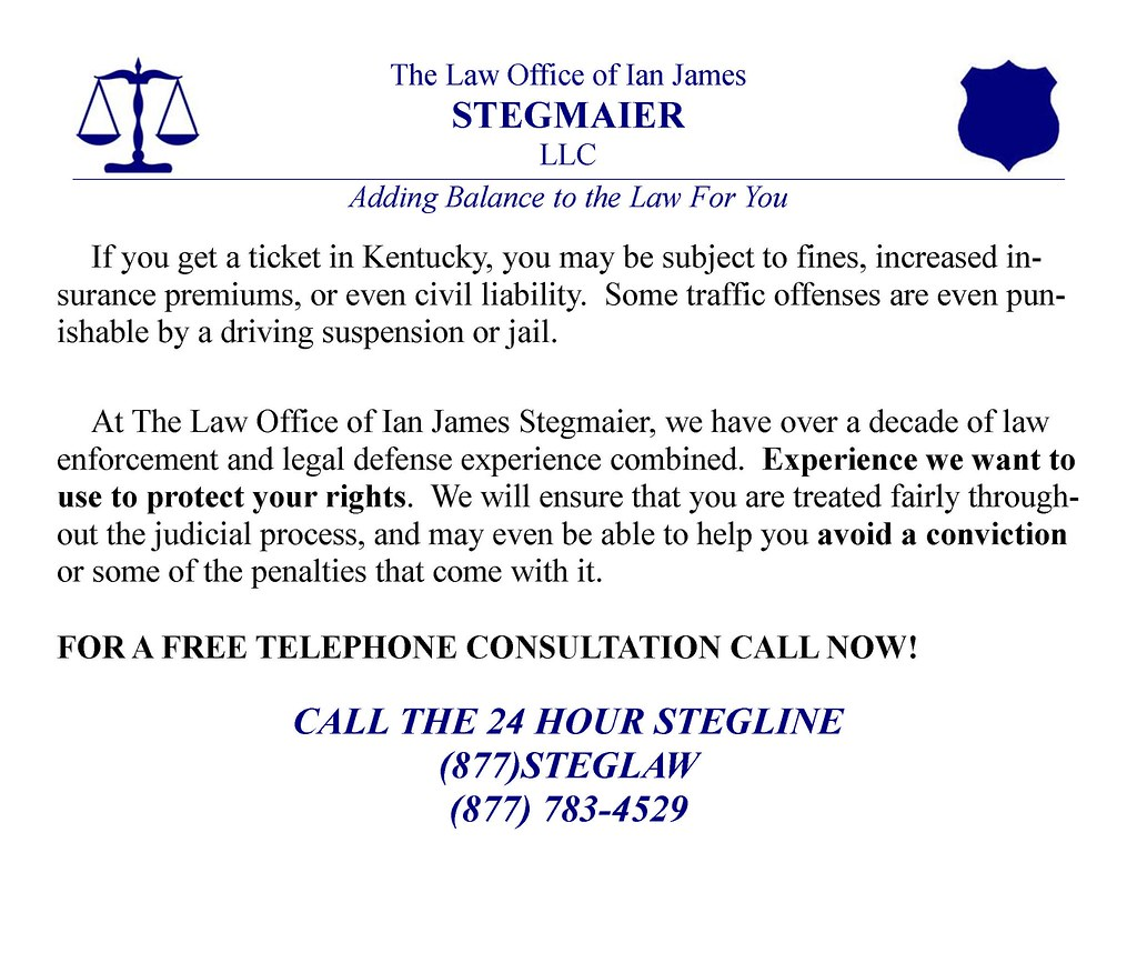 CL AD - KY Traffic