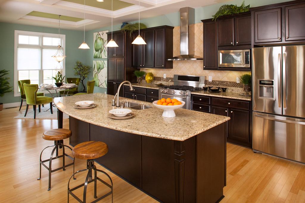Schumacher Homes Kitchen Cabinets