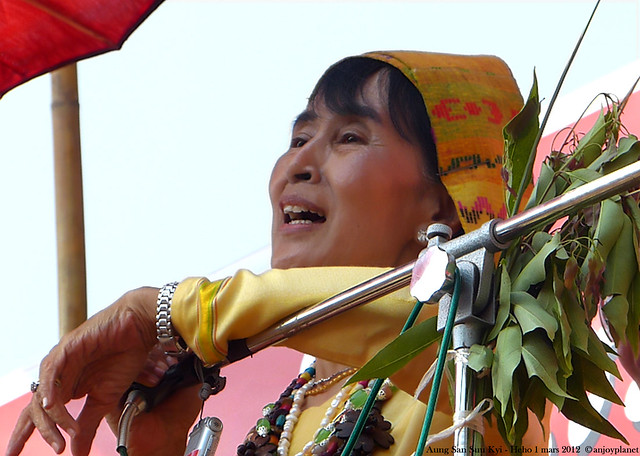 Daw Suu - Heho speech 1.3.12