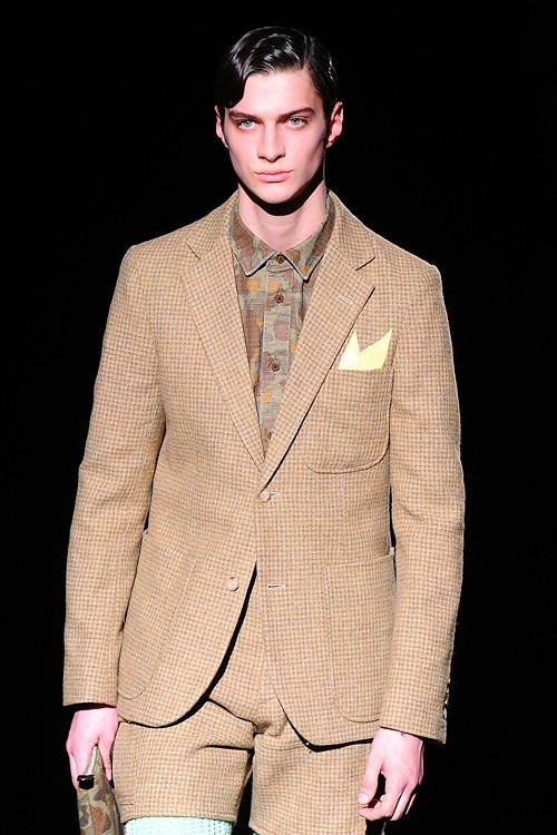Matthew Bell3002_FW12 Tokyo PHENOMENON(Fashion Press)