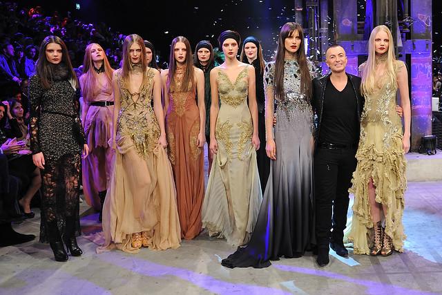 Fashion Rocks Showcase - Charles Voegele Fashion Days Zurich 2011