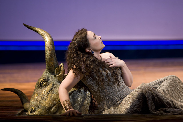 Christine Rice as Ariadne in The Minotaur © Bill Cooper/ROH 2008