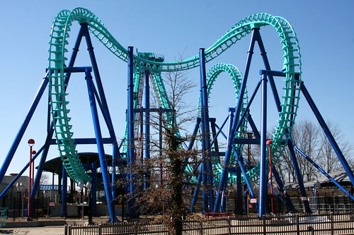 Kings Island's Invertigo