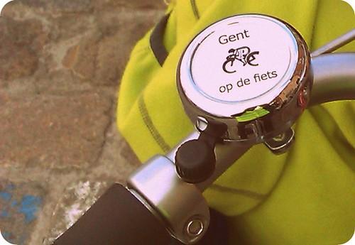 Gent op de fiets