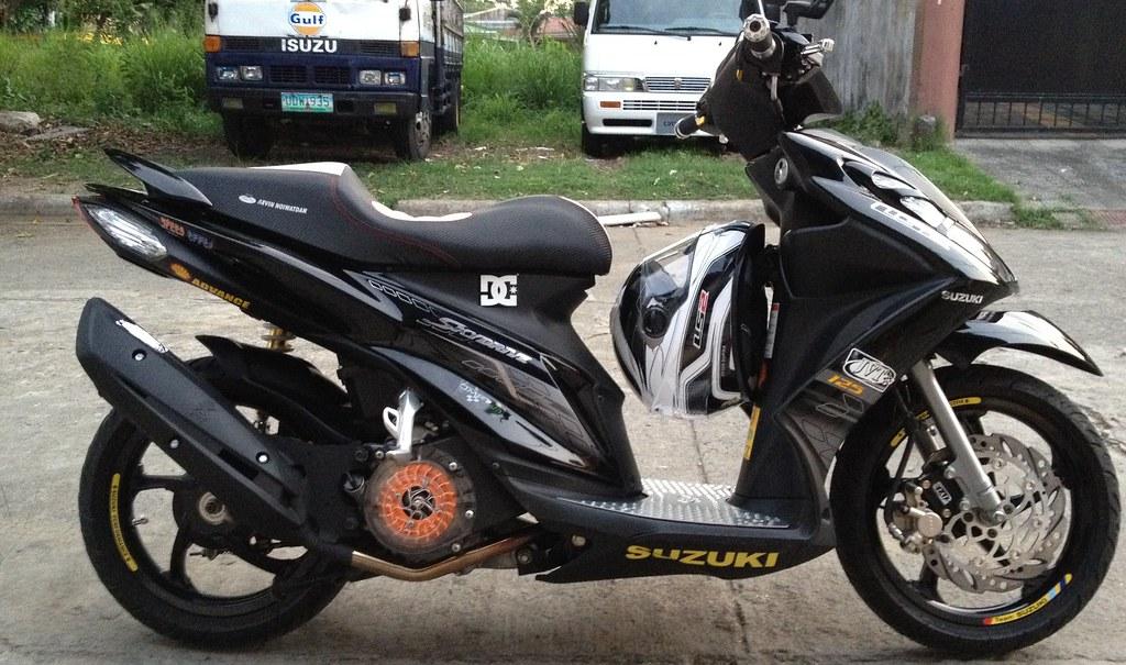 Skydrive Suzuki Setup Suzuki Skydrive ni Mervin Jvt