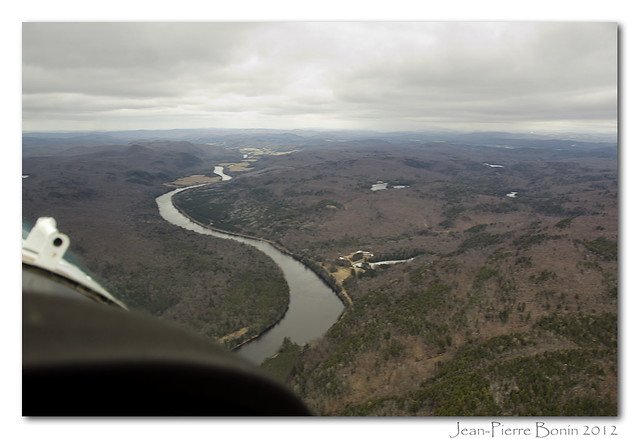 Rivière Rouge et Chemin de la Rivière Rouge dans la région de Harrington, Qc  DSC_5838 copie