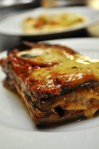 eggplant parmiagiana