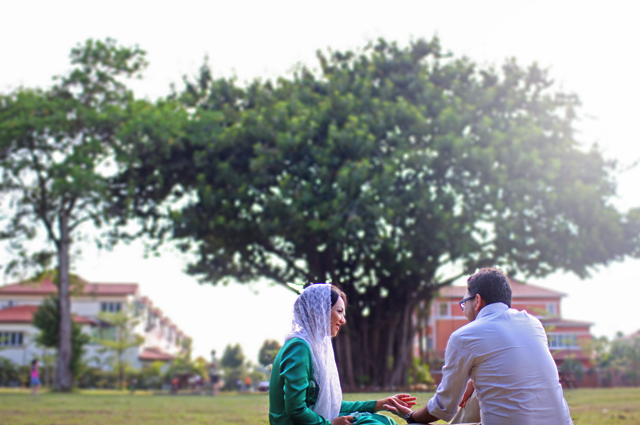 nizam + izmira // the engagement