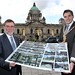 Social Development Minister announces consultation event on proposals for the area around Belfast City Hall, 18 June 2012
