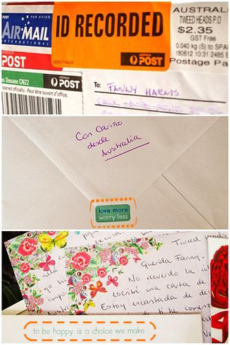 FannyHarms cartas por el mundo