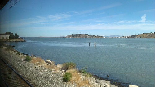 VIews from Amtrak by JimHildreth