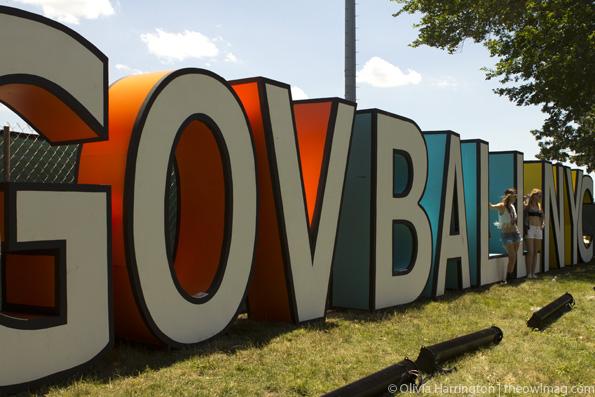 Governer's Ball 2012