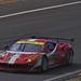 AF Corse's Ferrari 458 Italia Driven by Olivier Beretta, Andrea Bertolini and Marco Cioci ©Dave Hamster
