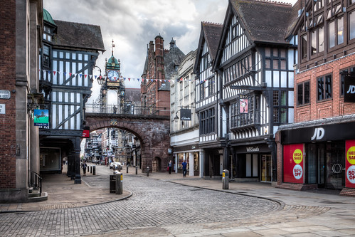 Eastgate 2012, Chester by Mark Carline