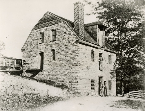 Patterson Gristmill, Dayton, Ohio by Dayton Metro Library Local History, on Flickr