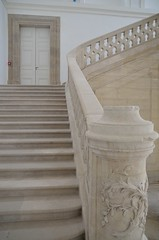 Château stairway