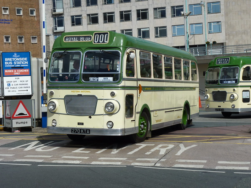 Western National 270KTA