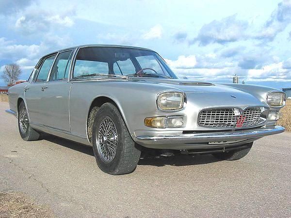 Maserati Quattroporte Tipo 107