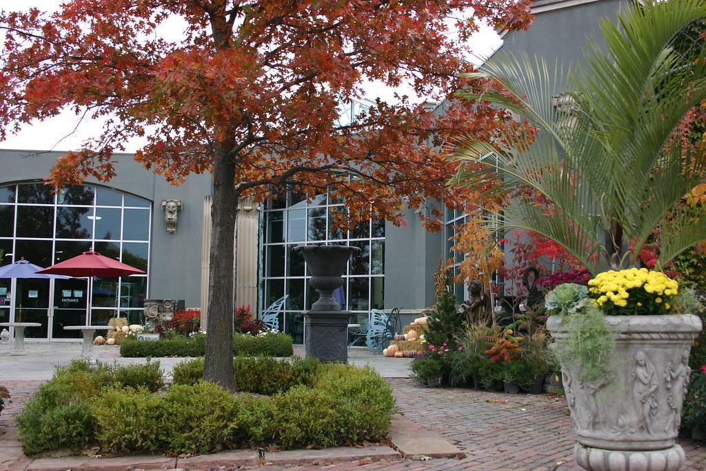 Front Of Lanoha Nurseries Garden Center