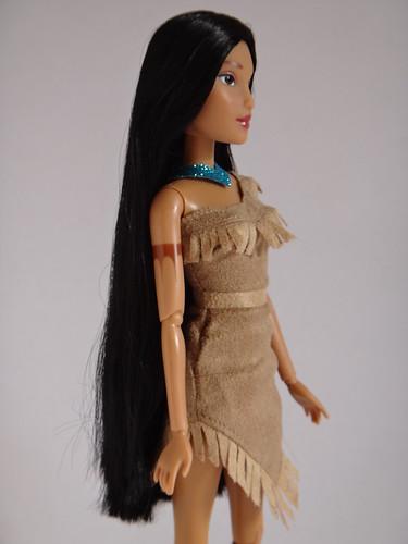 Pocahontas - 2012 Classic Disney Princess 12'' Doll - Deboxed ...