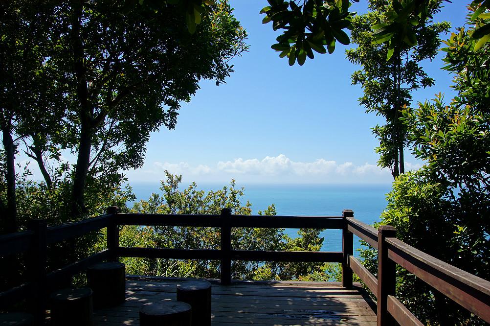 萼溫斷崖,朝陽步道-099