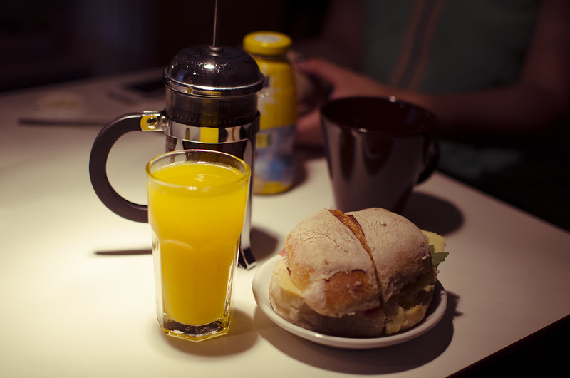 Myrorna, frukostklubben och vimplar