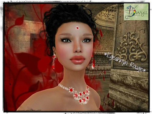 .:Dwyll Designs:. *Egeannyn Rouge* (not free) by Cherokeeh Asteria